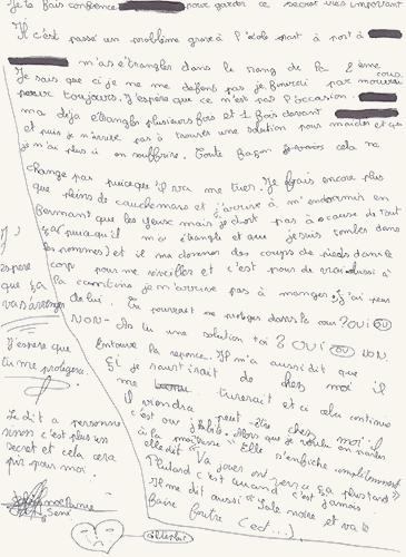 Exemple Lettre Tiers Digne De Confiance Aubergecronquelet